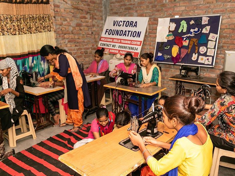 Skill Development - Victora Foundation